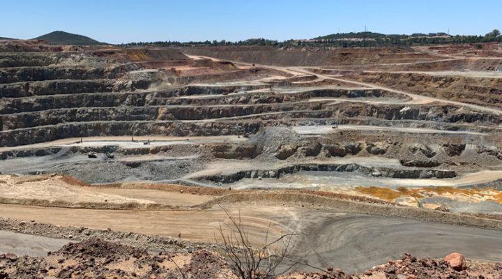 Visita a Atalaya Mining